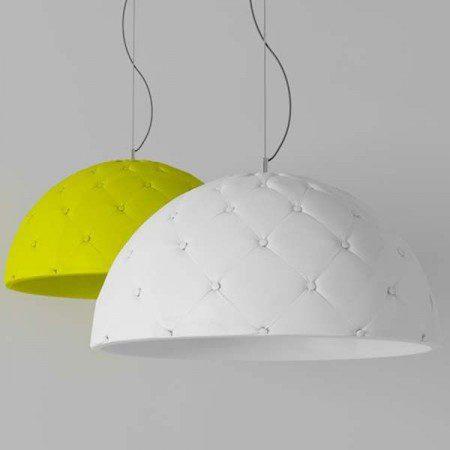 Мягкие лампы, которые вдохновлены диваном Честерфилд