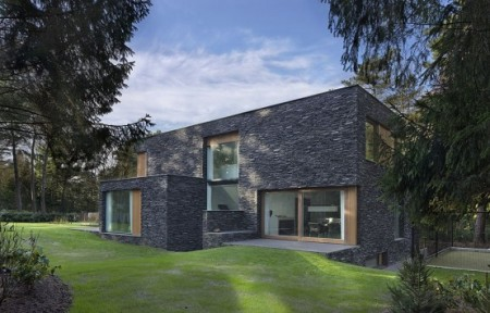 дизайн лесного домика