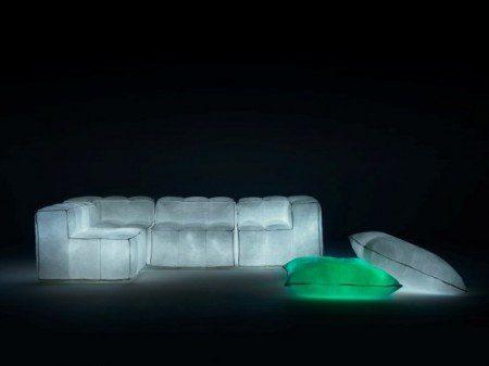 необычная мягкая мебель фото