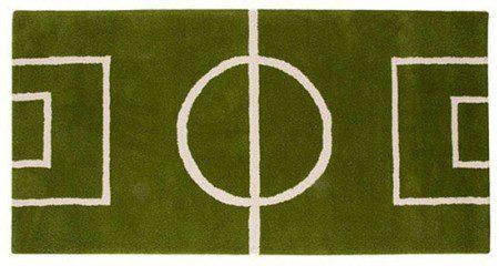 ковер футбольное поле фото