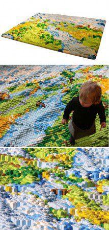 ковры детские фото