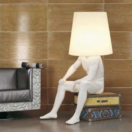 Человек лампа от Bizzotto