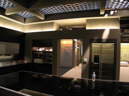 Дизайн интерьера дома будущего