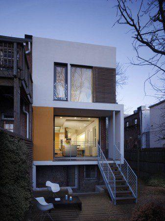 Дом Ринкон Бейтс, лабиринт современного проживания