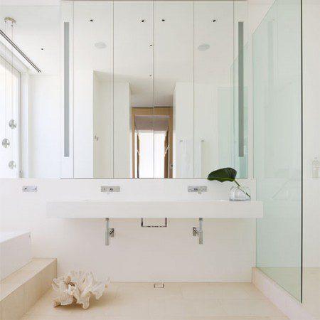 дизайн ванной комнаты в пентхаусе