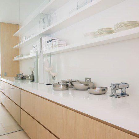 фото кухни в пентхаусе