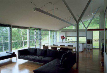 интерьер прихожей в зародном доме