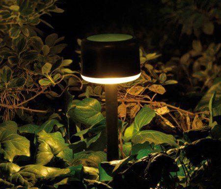 Садовые лампы