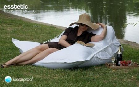 Современная уличная водонепроницаемая подушка-сумка