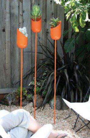 дизайнерские горшки для вазонов