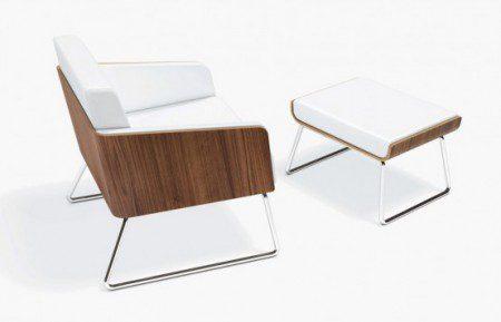 Свежая и современная интерпретация классических стульев