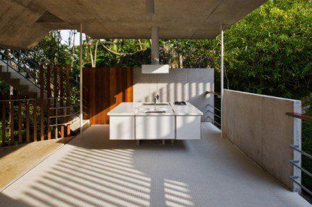 проект пляжного дома