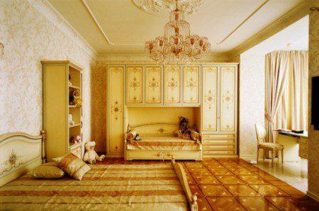 10 идеи дизайна детских комнат в классическом стиле