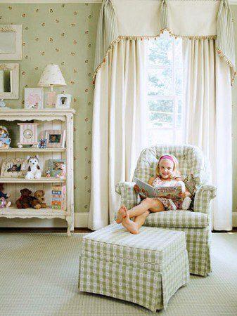 дизайн интерьер спальни для девочки