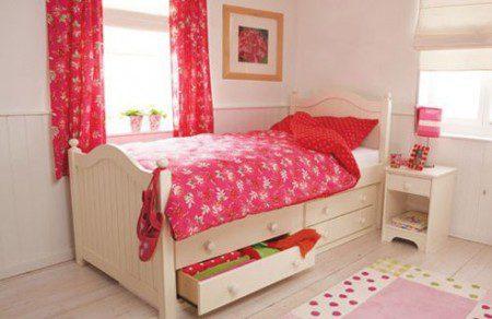 спальня для девочки фото