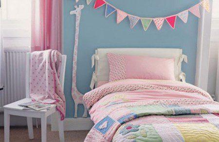 спальня для девочки 7 лет