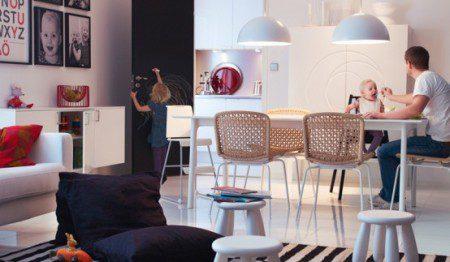 Идеи дизайна столовой