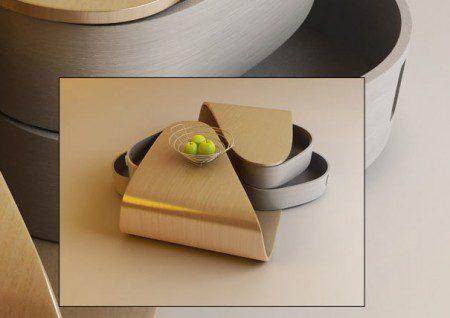 фото необічного стола