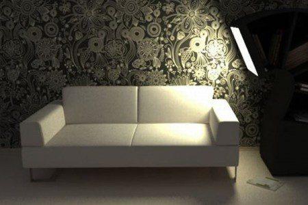 необычный шкаф лампа фото