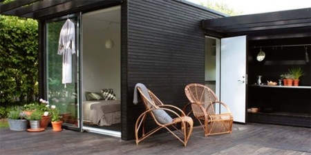 дизайн загородного домика фото