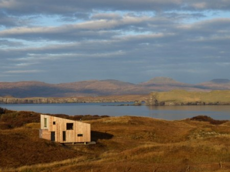 Шотландский дом отдыха