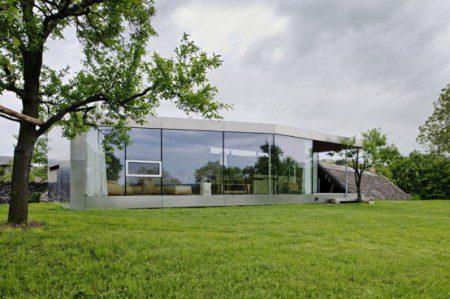 Современное предложение 200-летнему сельскому дому от Propeller Z