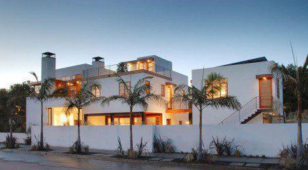 Вдохновляющий современный дом на Venice Beach, Калифорния