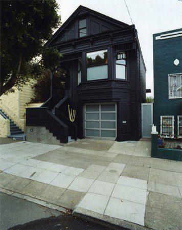 Викторианский дуплекс в Сан-Франциско