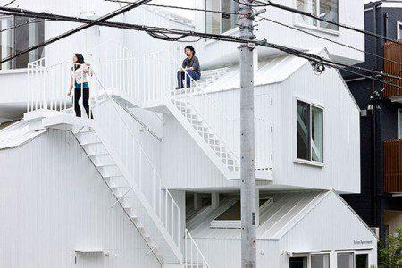 5 домов в одном