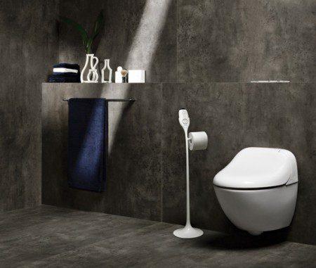5 Высокотехнологичных туалетов