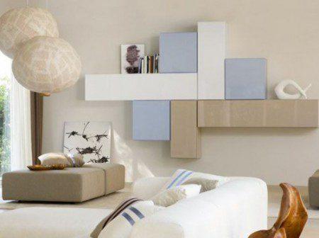 Фотоподборка: 20 идей современных гостиных комнат