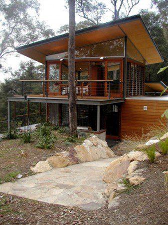 Горный домик в Австралии