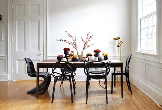 Идеи интерьера столовой