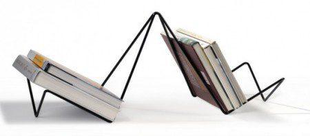 Интересный органайзер для книг