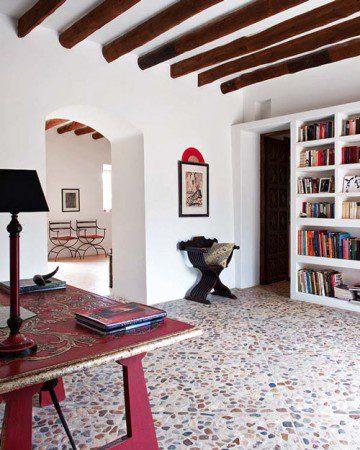 Испанский домик