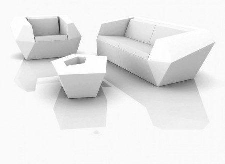 Красивая модульная мебель