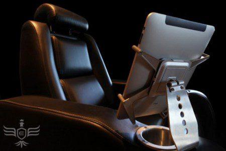 Кресло со встроенным IPad