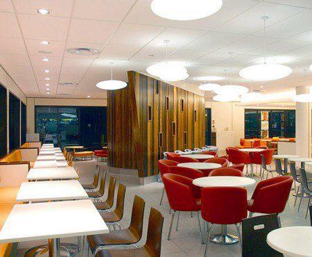 Новый дизайн McDonald's