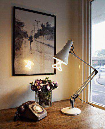 Потрясающий дизайн лампы