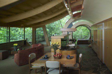 Абстрактный дом