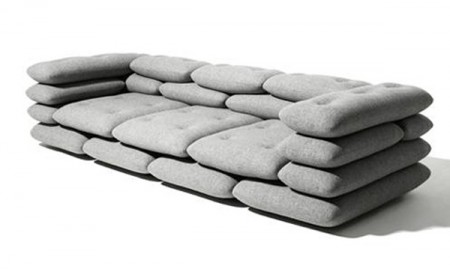 Архитектурный диван