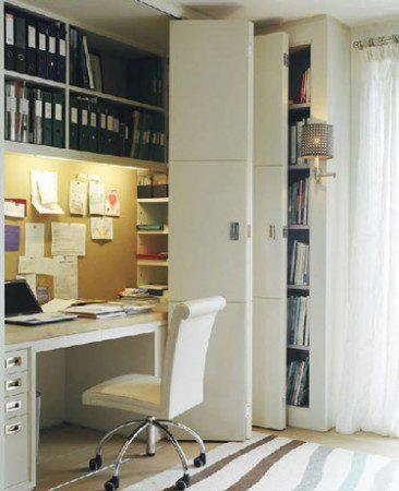 Как дома сделать офис