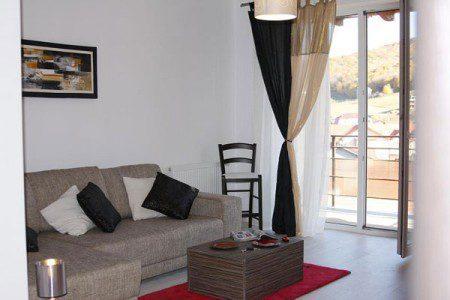 Небольшие и уютные апартаменты