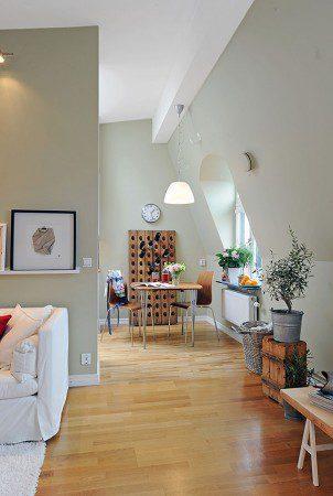 Очаровательные апартаменты