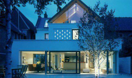 Современный и уютный дом