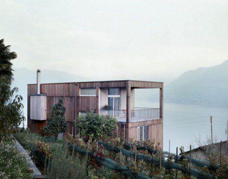 Удивительный дом в Швейцарии