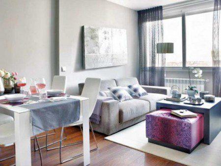 Уютный интерьер квартиры