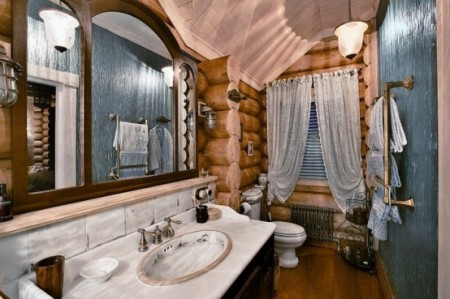 Большой дом в Сибири
