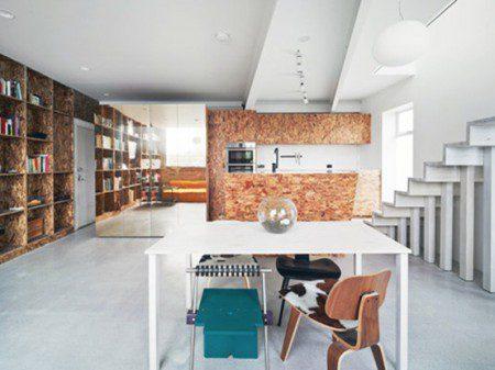Двухэтажные апартаменты