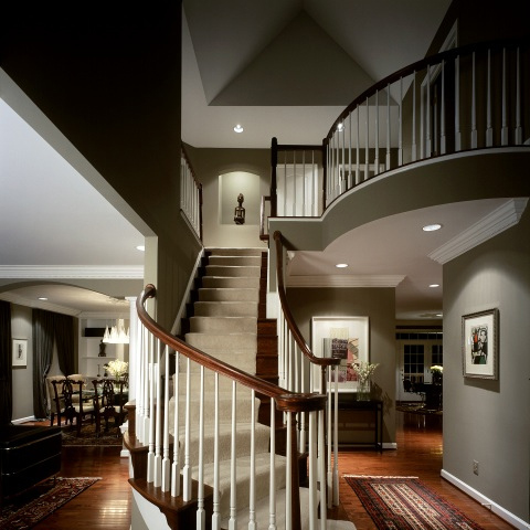25 for Simple foyer designs
